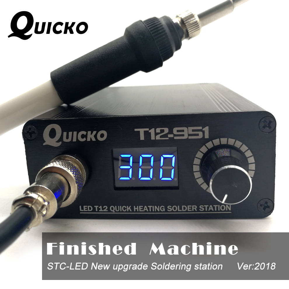 QUICKO T12 STC-LED soldering st