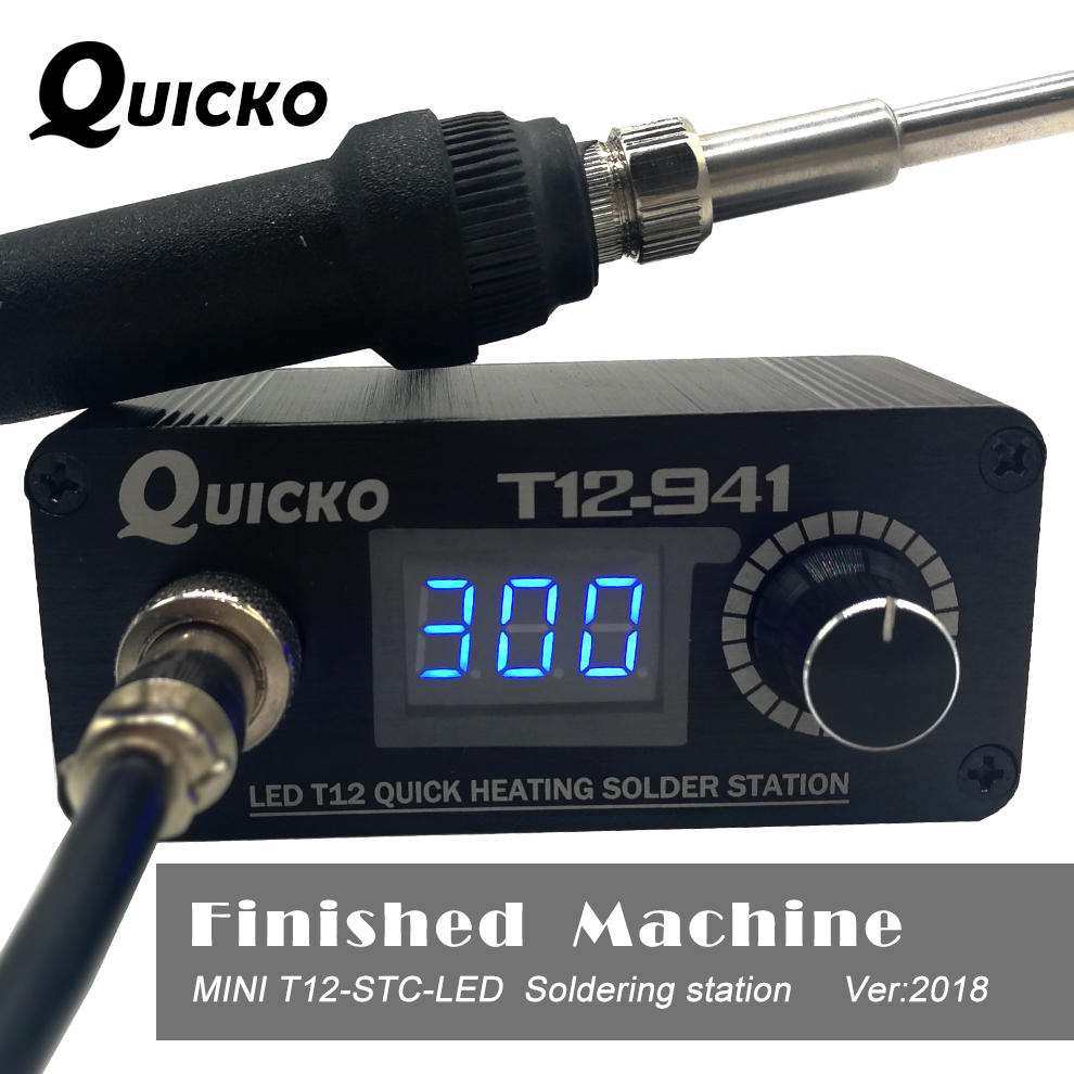MINI T12 LED soldering station