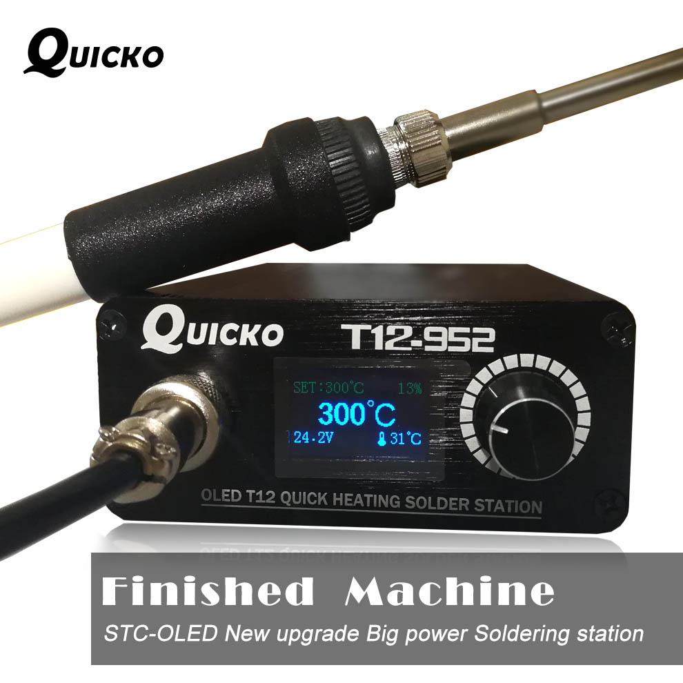 Quick Heating T12 soldering sta